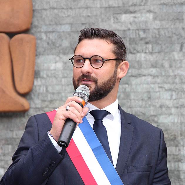 Olivier Switaj maire de Bruay-La-Buissière