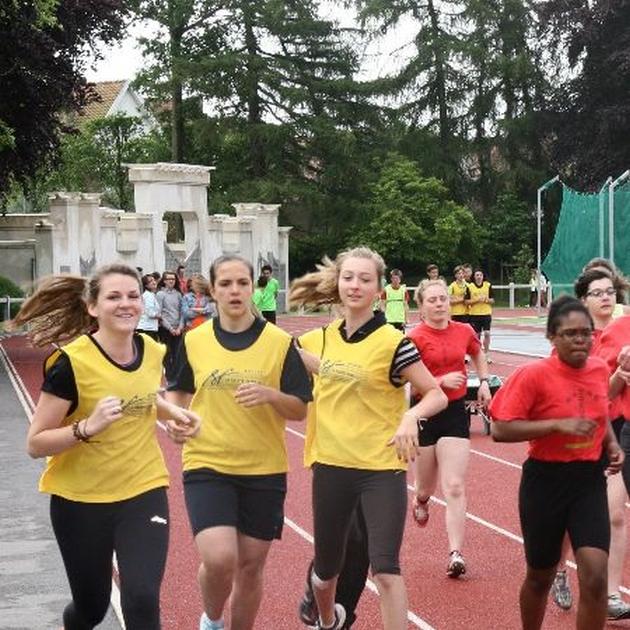 athletisme de Bruay-La-Buissière