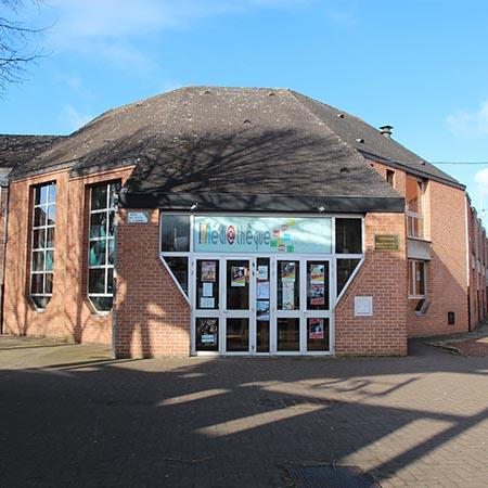 Médiathèque Marcel Wacheux de Bruay-La-Buissière