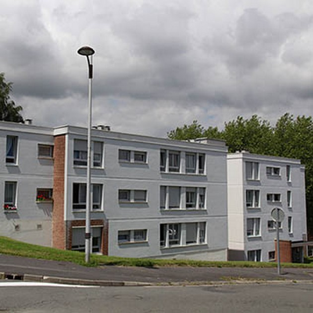 Foyer les Flandres de Bruay-La-Buissière