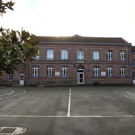 école Ferry de Bruay-La-Buissière