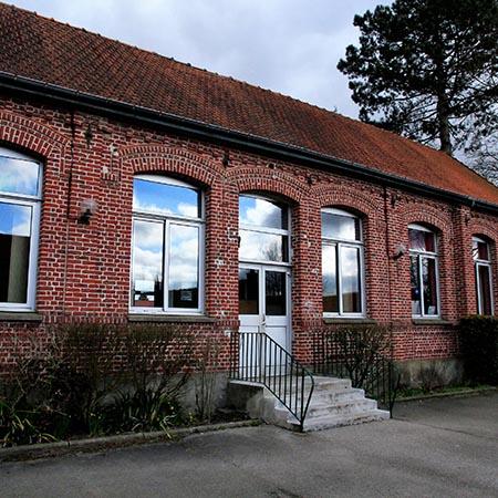 école des hayettes de Bruay-La-Buissière