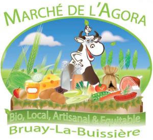 Marché de l'agora de Bruay-La-Buissière