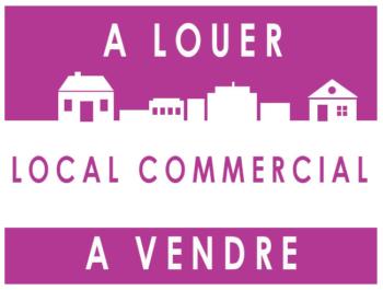 Logo panneau à louer