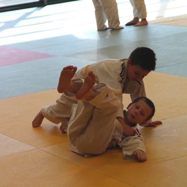association judo Bruay-La-Buissière