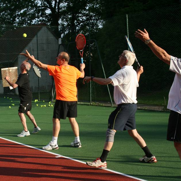association tennis Bruay-La-Buissière
