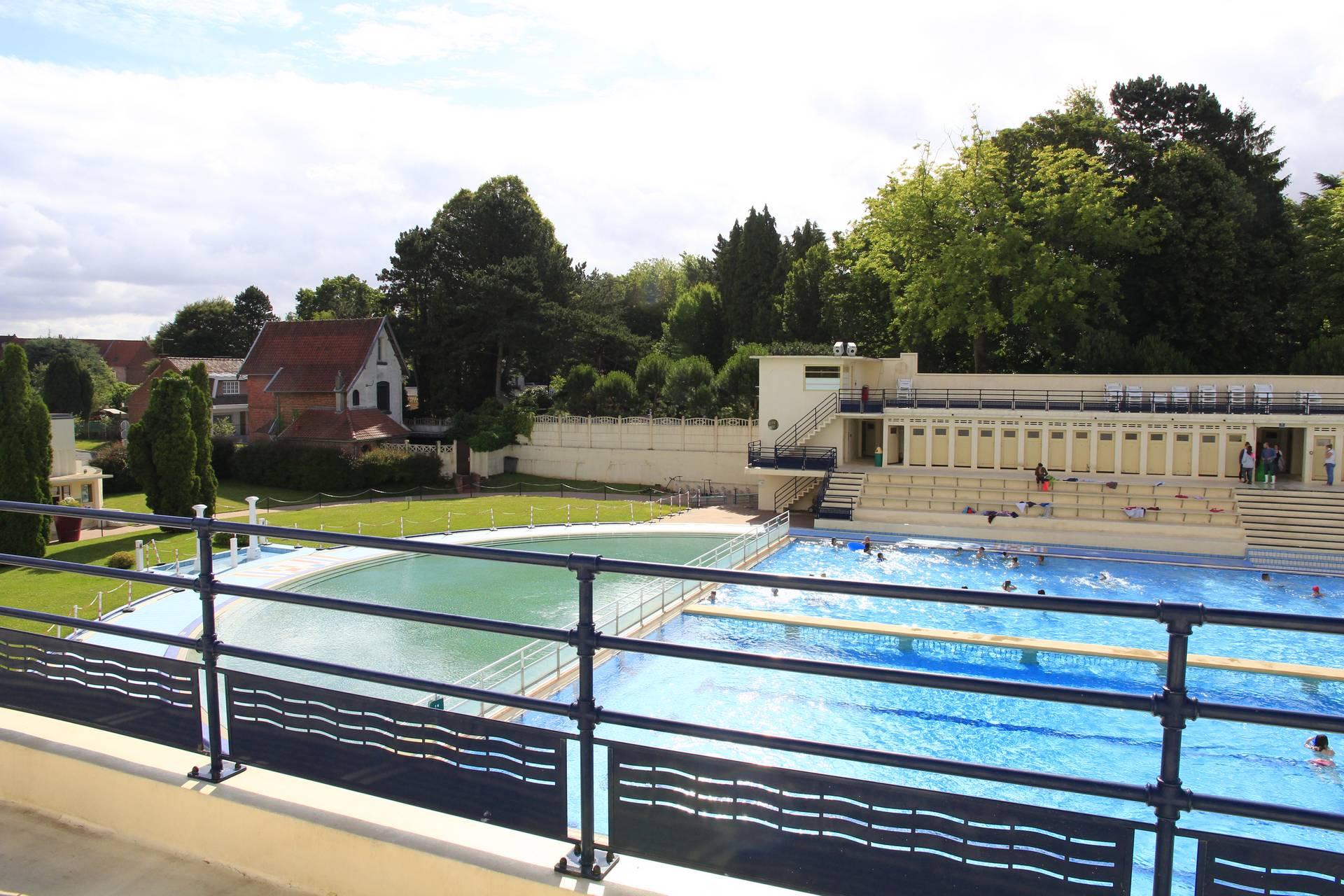 piscine art d co ville de bruay la buissi re. Black Bedroom Furniture Sets. Home Design Ideas